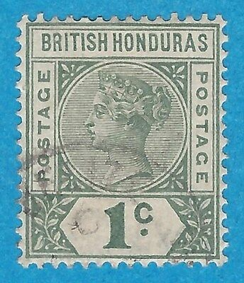 British Honduras   38   Used   Victoria