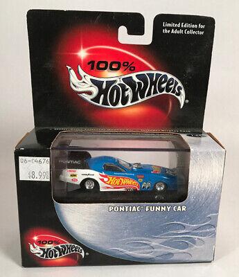 Hot Wheels Funny Car, LE, Mint in Box