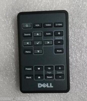 New Original Dell Projector Remote Control 1100Mp 1200Mp 1201Mp 1209S 1210S