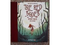 The red shoes and other tales. Comics by Metaphrog.