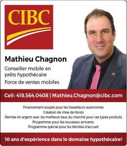 Conseiller Hypothécaire MOBILE