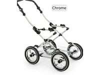 Babystyle Prestige Chrome Sprung Chassis
