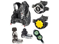 Mares Dragon BCD & S/pro MK25 S600 Reg Package