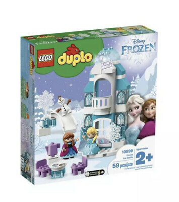 Lego Duplo Disney Frozen Ice Castle Building Blocks (10899) Ages 2+ Brand NEW