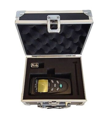 Mg-300 Gauss Magnetic Field Meter With Boot Certificate Aluminium Case