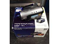 Sony Handycam HDR HC3EK