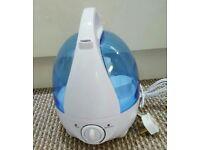 Challenge 3.5 Litre Ultrasonic Humidifier