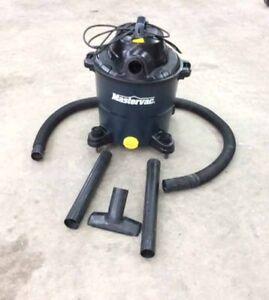 Mastervac  wet/dry vacuum