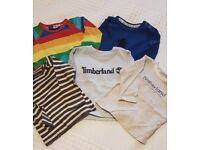 Boys designer top bundle