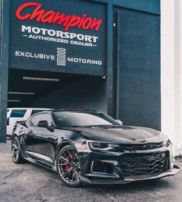 2017 Chevrolet Camaro zl1 Camaro ZL1 2017, 10 speed, Low Milage, Flawless, 750HP with 750Ft lb of torque