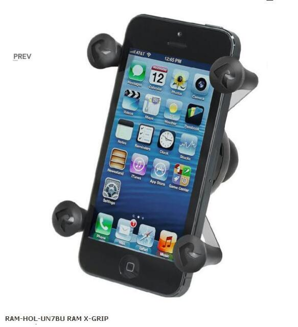 RAM X-Grip XGrip universal mount for Galaxy phone GPS Car Motorcycle Marine MELB