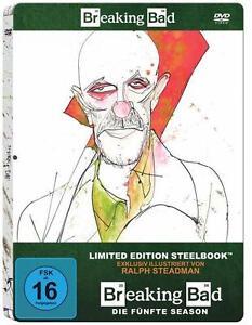 Breaking Bad - Season 5 - Limited Edition Steelbook (2014) - <span itemprop='availableAtOrFrom'>Schweinfurt, Deutschland</span> - Breaking Bad - Season 5 - Limited Edition Steelbook (2014) - Schweinfurt, Deutschland
