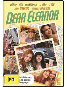 Dear Eleanor : NEW DVD