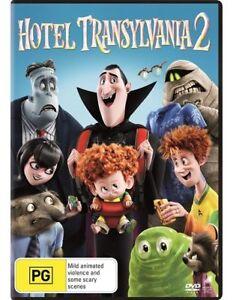 Hotel Transylvania 2 (DVD/UV) (DVD) Like New & FREE POSTAGE