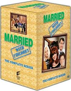 "Married with Children Complete series used ""Great condition"""