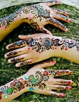 Henna/Mehndi For Chaand Raat and Eid
