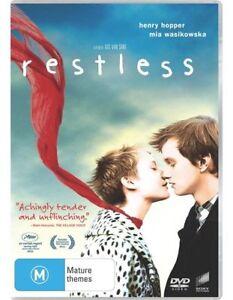 Restless (DVD, 2012) Brand New & Sealed