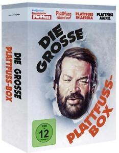 Die große Plattfuß-Box (2012)