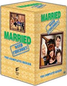 Married With Children complet Séries 11 saisons DVD