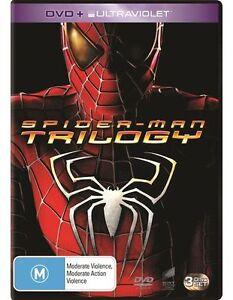 Spider-Man / Spider-Man 2 / Spider-Man 3 : NEW DVD