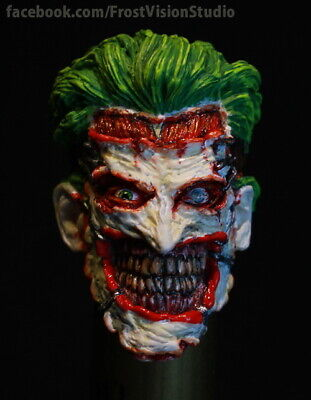 1:6 The Joker New 52 Limited Edition by Frost Vision Studio. ()