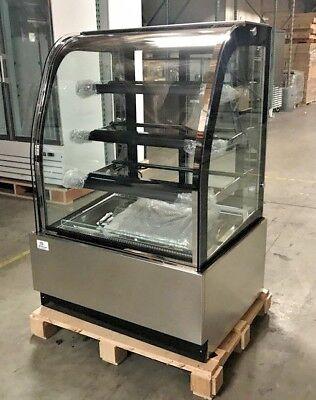 New 36 Bakery Deli Refrigerator Model Cl-3f Cooler Case Display Fridge Nsf