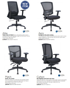 Ergonomic Desk Task Office Chairs ----FREE SHIPPING ----