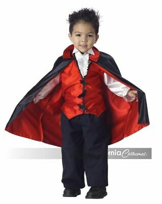 Forum Child Magician Vampire Witch Wizard Character Cape Costume, Black, 36