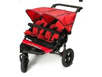 Wanted - Double Buggy (Out & About Nipper or City Mini)