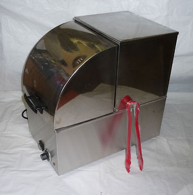 Counter Top Bun Steamer  Warmer Etl Listed