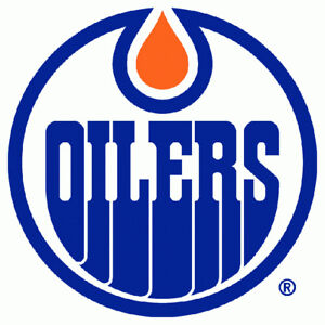 2 OILER  Tickets For Sale $125.00 Each seat