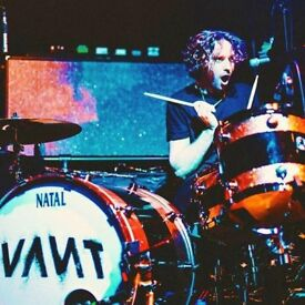 Drum lessons with drummer for VANT, ANDY TAYLOR (DURAN DURAN), LITTLE COMETS, X FACTOR & MORE