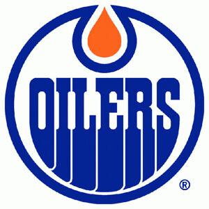 Oilers vs Flyers-1 Set Aisle Lwr Bowl Club 1 Set Drnk Rail Club