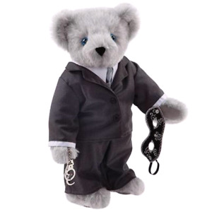 "Vermont Teddy Bear ""Christian Grey"" bear"
