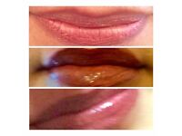 FOR ONLY £99- Be Beautiful, be YOU- Semi Permanent eyeliners, Lips-blush and eyebrows