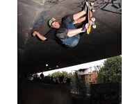 Skateboarding lessons and tuition in London