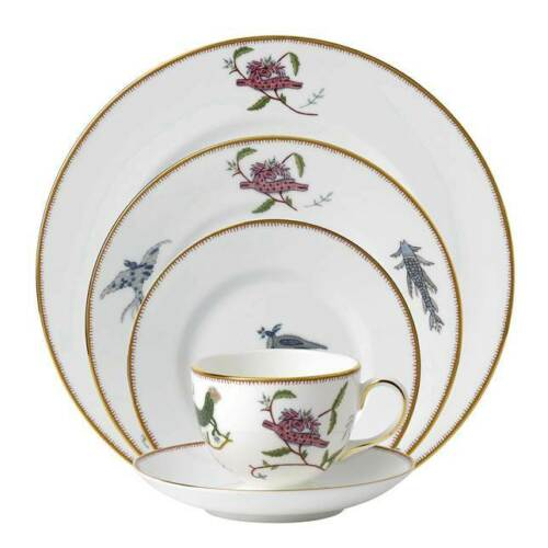 Wedgwood Mythical Creatures 5 Pc Place setting