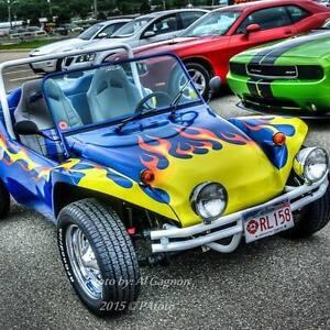 1966 Volkswagen Beach Buggy
