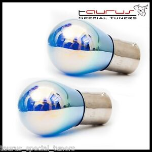2 Lampadine luce diurna bianco Fiat Nuova Panda 312 '12 6000K 5/21W luci diurne  eBay