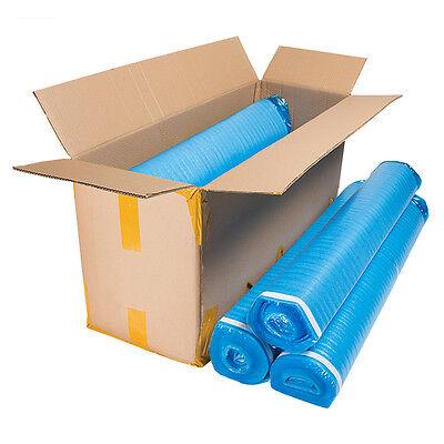Vapor 3-in-1 Blue Flooring Underlayment  CONTRACTORS BOX 900sf