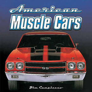 Book - American Muscle Cars