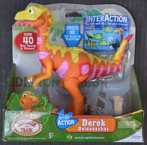 Dinosaur Train InterAction various figures -new Waterloo Inner Sydney Preview