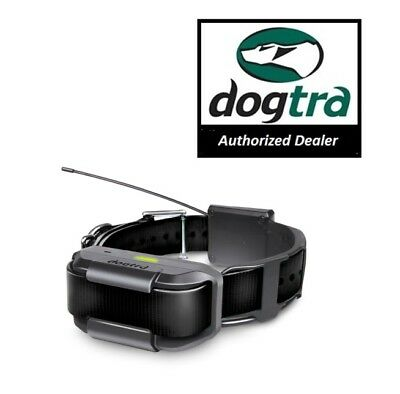 Dogtra Pathfinder Extra GPS Track Train Dog Collar Black
