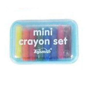 Mini Crayon Set - Blue  Mini Crayon Set  18 inch American Girl Dolls