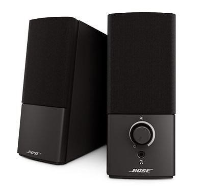 Factory-Renewed Bose Companion® 2 Series III multimedia speaker system