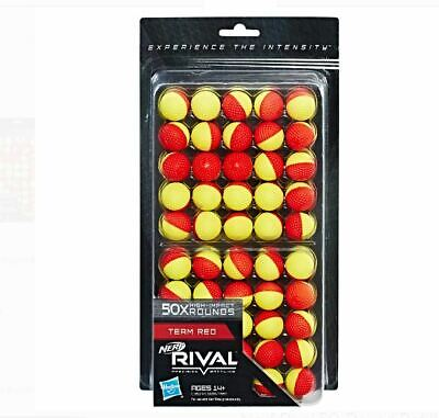 Nerf Rival 50- Round Refill (Yellow-Red)- Free Shipping