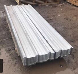 🆕 galvanised roof sheets/2.4m/3m
