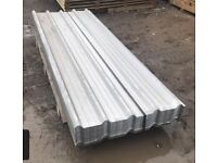 New galvanised roof sheets box profile
