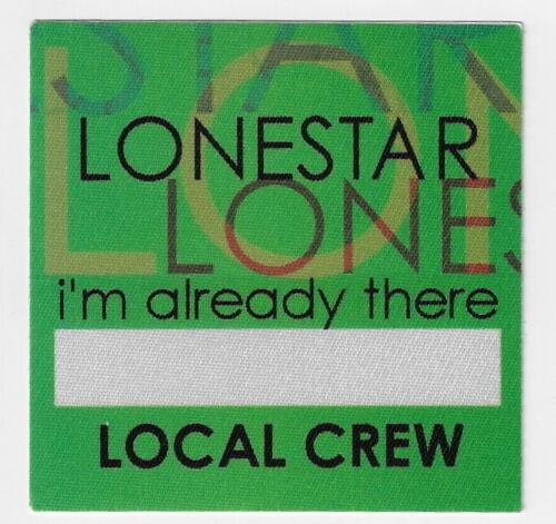 LONESTAR - I
