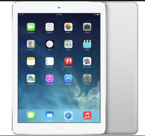 MINT    IPAD AIR 32GB WIFI ONLY SILVER 3 MONTHS WARRANTY $189